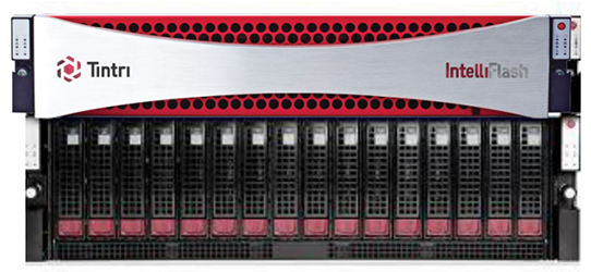 IntelliFlash™ Hybrid-Flash T-Series